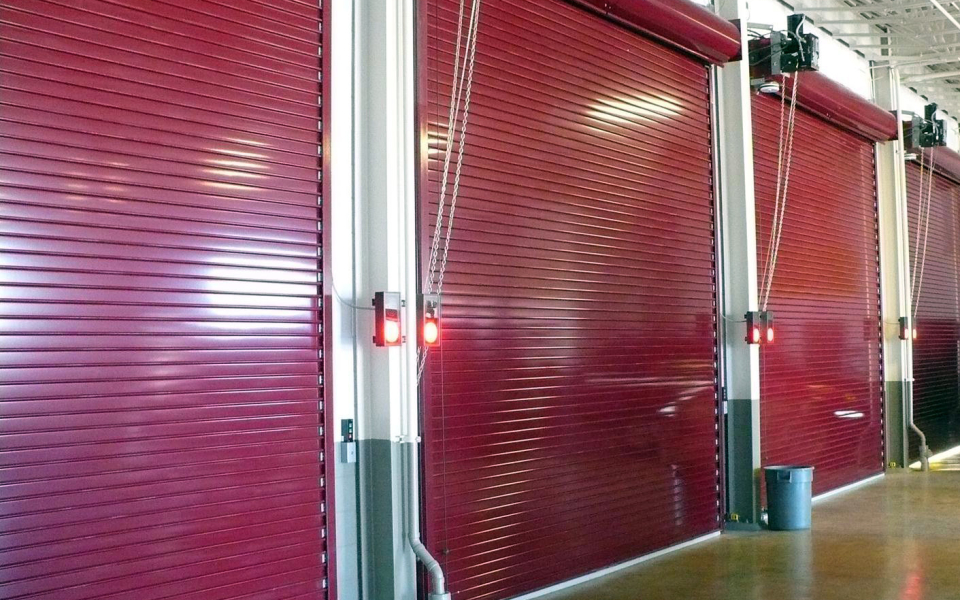 08d- ... & Coiling/Fire Doors/ Grilles | Seattle WA Commercial Doors | Garage ...